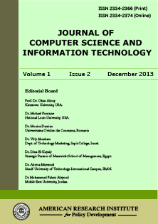Journal of Computer Science and Information Technology (JCSIT)